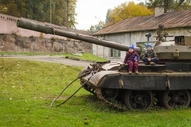 Karo technikos ir transporto muziejus