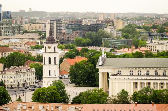 Švento Stanislovo ir švento Vladislovo arkikatedra bazilika ir jos varpinė