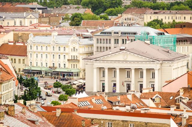 Buvusi Vilniaus magistratūra