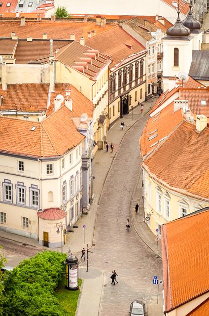 Dominikonų gatvelė