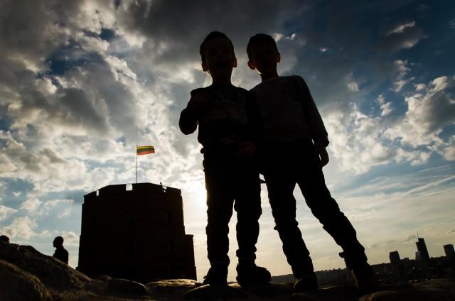 Du lietuviai