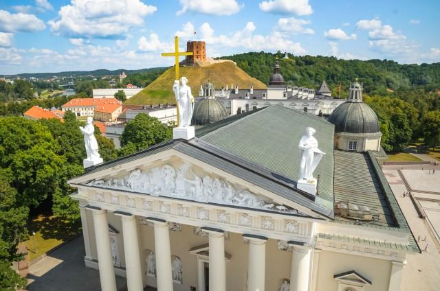 Katedros stogas