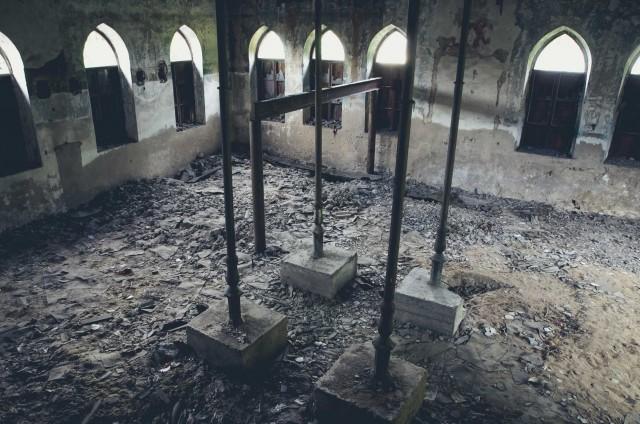 Sinagogos viduje