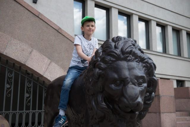 Liūto sutramdymas