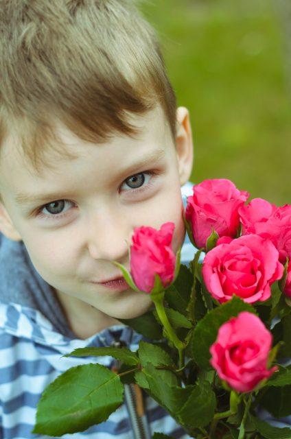 Gėlytės auklėtojai